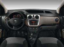 Салон Dacia Dokker фото