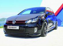 Фото VW Golf GTI Black Dynamic