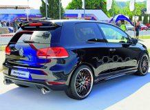 Volkswagen Golf GTI Black Dynamic фото