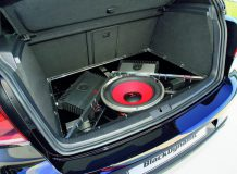 Багажник VW Golf GTI Black Dynamic Concept