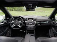 Салон Mercedes GL63 AMG X166