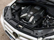 Двигатель Мерседес GL 63 AMG