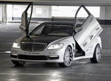 Тюнинг дверей Mercedes S-Class