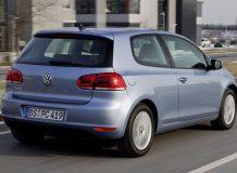 Продажи VW Golf Blue-E-Motion начнутся в 2013 году