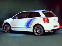 VW Polo R WRC Street Concept фото