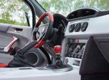 Интерьер Тойота GT 86 от Gazoo Racing
