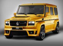 Пакет GoldStorm для Mercedes G-Class