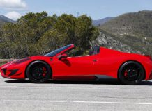 Фото Ferrari 458 Italia Monaco Edition