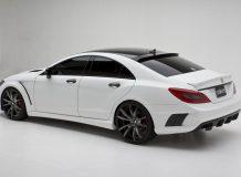 Обвес для Mercedes CLS от ателье Misha Designs