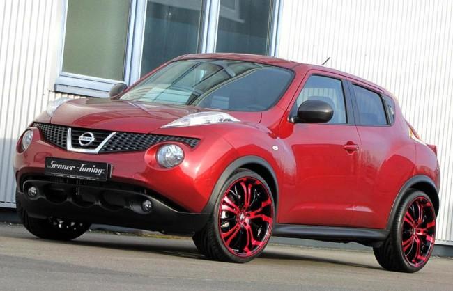 Тюнинг Nissan Juke от ателье Senner