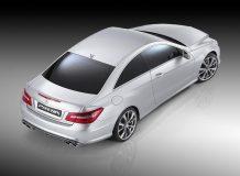 Тюнинг Mercedes E-Class Coupe от Piecha