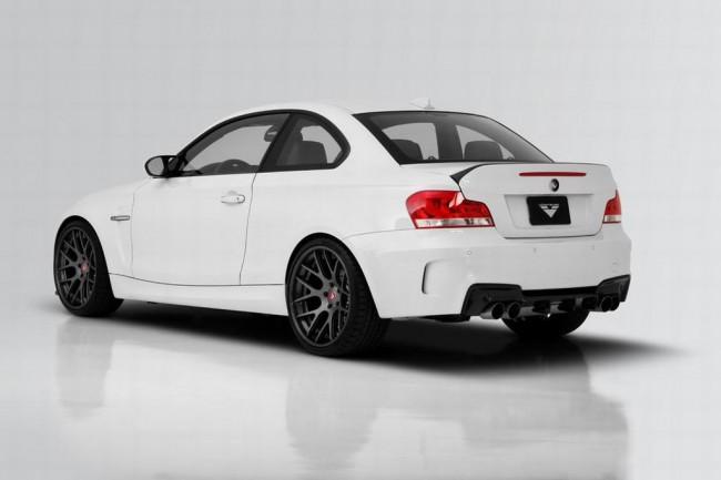 BMW 1M Coupe GTS-V от ателье Vorsteiner