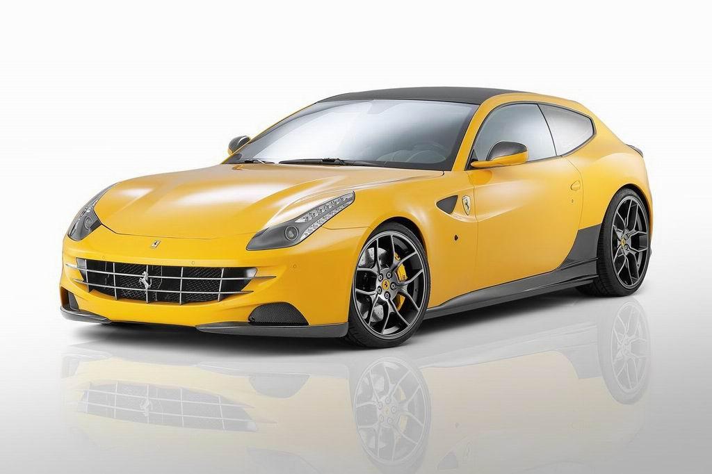 Ferrari FF от Novitec Rosso фото