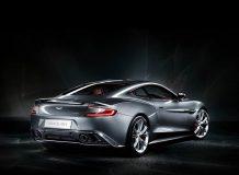 Фото Aston Martin Vanquish 2013
