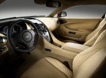 Салон Aston Martin Vanquish фото
