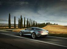 Новый Vanquish от Aston Martin