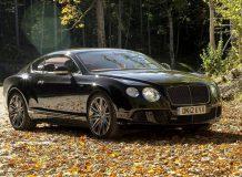 Бентли Континенталь GT Спид 2015 года