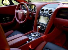 Фото салона Bentley Continental GT Speed