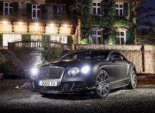 Bentley Continental GT Speed 2017 фото