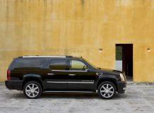 Cadillac Escalade ESV фото