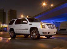 Фото Cadillac Escalade Hybrid
