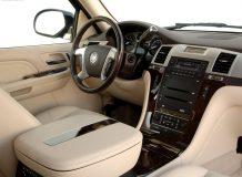 Интерьер Cadillac Escalade фото