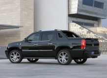 Cadillac Escalade EXT фото