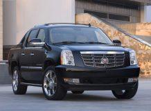 Фото пикапа Cadillac Escalade EXT
