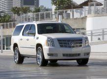Cadillac Escalade Platinum фото