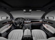 Салон Mercedes CLS универсал фото