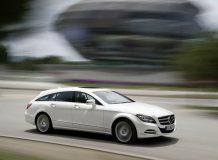 Фото универсала Mercedes-Benz CLS 2014