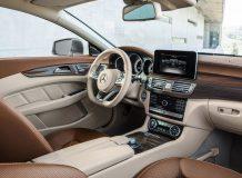 Салон Mercedes-Benz CLS универсал