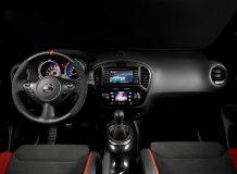 Фото салона Nissan Juke Nismo RS