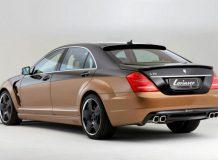 Lorinser S70 на базе Mercedes S-класса