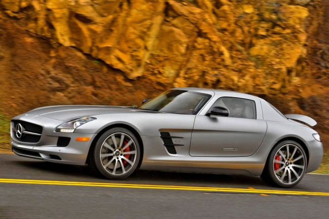 Mercedes-Benz SLS AMG GT 2013 фото