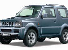 Автомобиль Suzuki Jimny