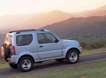 Фото нового Suzuki Jimny