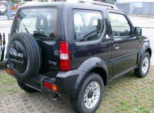 Suzuki Jimny Wide
