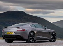 Aston Martin Vanquish 2015 фото