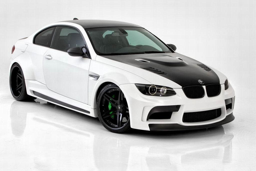 Обвес GTRS5 для BMW M3 E92 фото