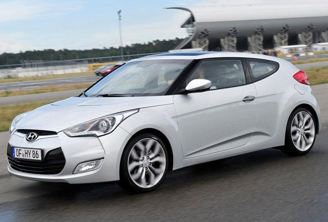 Начат прием заказов на Hyundai Veloster