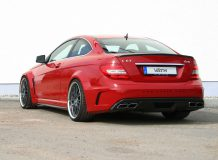 Фото C63 AMG Coupe Black от VATH