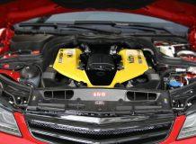 Тюнинг двигателя C63 AMG Coupe от VATH