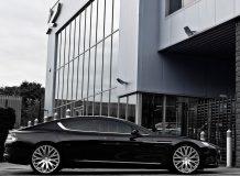 Тюнинговый Aston Martin Rapide фото