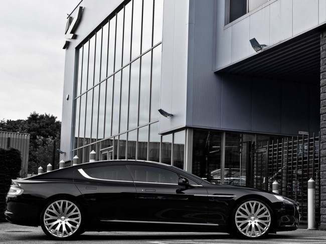Тюнинг Aston Martin Rapide от ателье Project Kahn