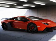 Тюнинг Aventador от ателье RENM Performance