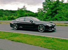 Тюнинговая BMW 6 Gran Coupe фото