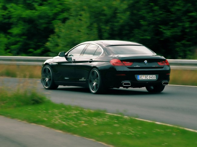 Тюнинг BMW 6-Series Gran Coupe от AC Schnitzer