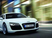 Обновленная Audi R8 2013