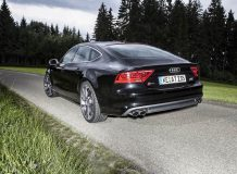 Фото Audi AS7 от ателье ABT